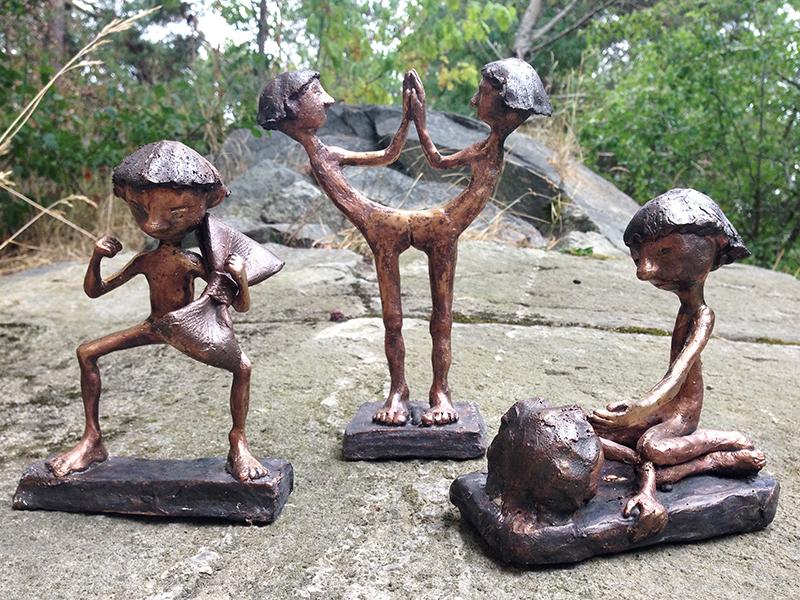 bronsfamilj